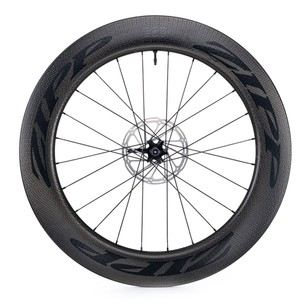 Zipp 808 Carbon Tubeless 6-Bolt Disc Front Wheel 2019