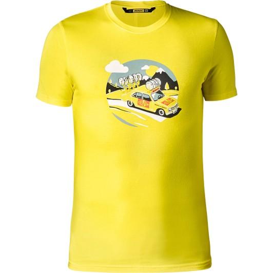 Mavic SSC Yellow Car T-Shirt