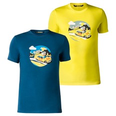 Mavic SSC Yellow Car T-Shirt