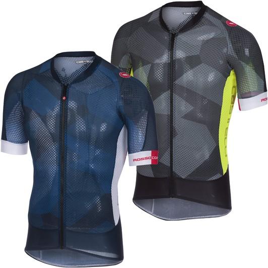 Castelli Climbers 2.0 Full Zip Short Sleeve Jersey  807681545
