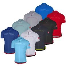Castelli Prologo V Short Sleeve Jersey