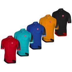 Castelli Volata 2 Full Zip Short Sleeve Jersey