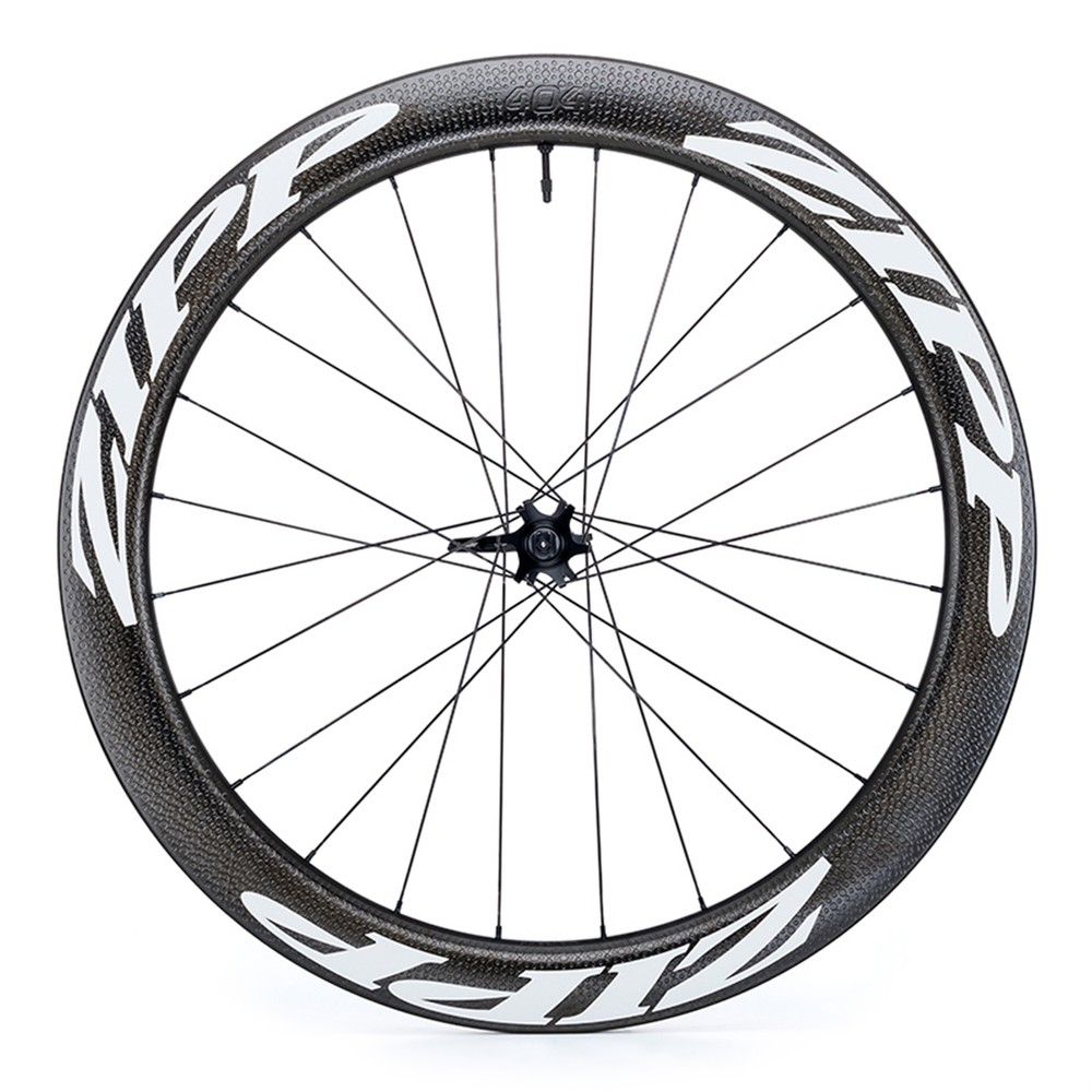 Zipp 404 Carbon Tubeless 6-Bolt Disc Clincher Rear Wheel 2019