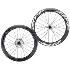 Zipp 404 Carbon Tubeless 6-Bolt Disc Clincher Rear Wheel