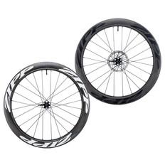 Zipp 404 Carbon Tubeless 6-Bolt Disc Clincher Front Wheel