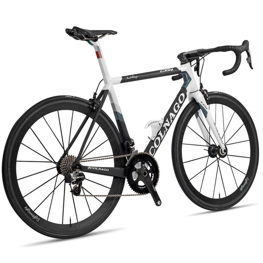 Colnago C64 Super Record EPS Road Bike (Sloping Geometry)