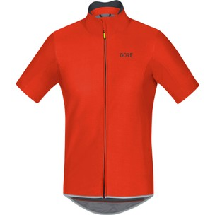 Gore Wear C5 Windstopper Short Sleeve Jersey