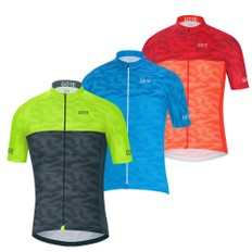 Gore Bike Wear C3 Cameleon Short Sleeve Jersey