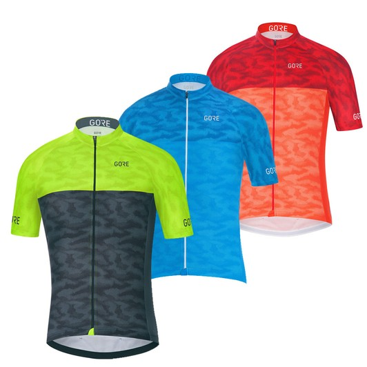 Gore Wear C3 Cameleon Short Sleeve Jersey ... 8320db333
