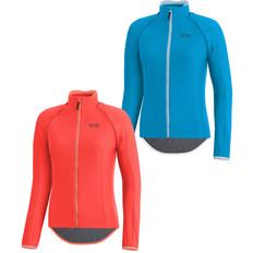 Gore Wear C5 Windstopper Womens Zip-Off Long Sleeve Jersey