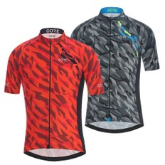 Gore Bike Wear C3 Camo Short Sleeve Jersey
