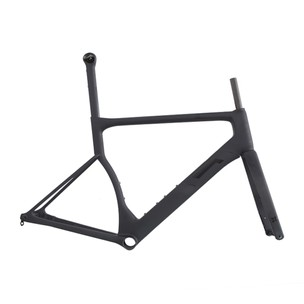 3T Cycling Strada Team Frameset (Black)