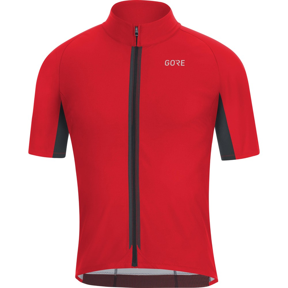 Gore Wear C7 Windstopper Short Sleeve Jersey