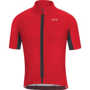 Gore Wear C7 Windstopper Short Sleeve Jersey
