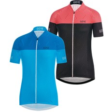 Gore Bike Wear C3 Optiline Short Sleeve Womens Jersey