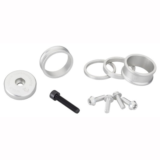 New Wolf Tooth Components Headset Spacer Kit 3 5 10 15mm Purple