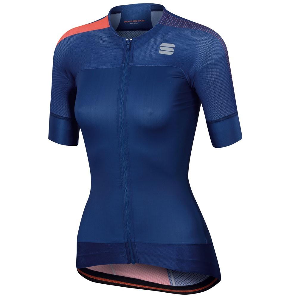 Sportful Bodyfit Pro Evo Womens Short Sleeve Jersey