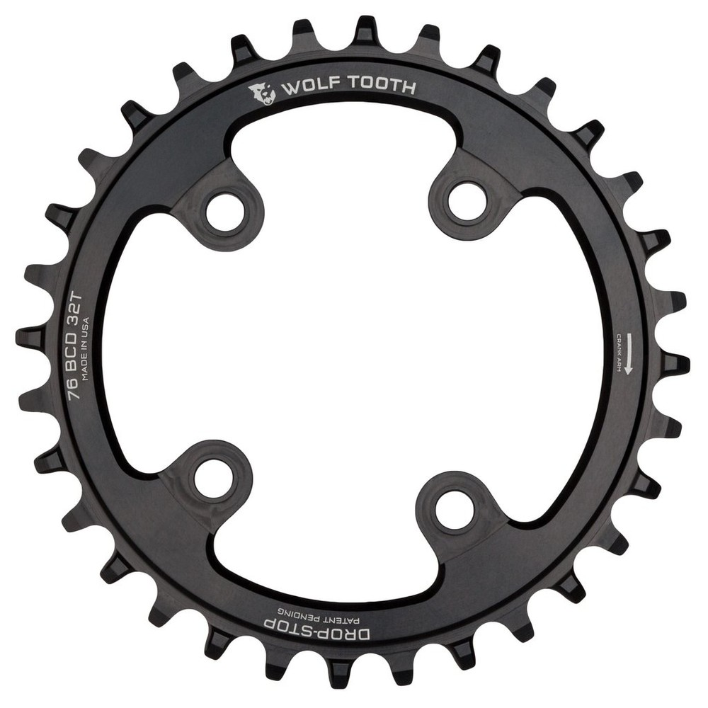 Wolf Tooth Components 76 Bolt Circle Diameter Chainring
