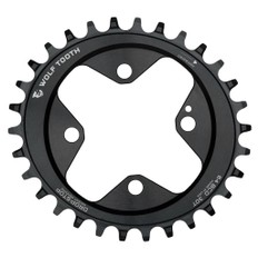 Wolf Tooth Components 64 BCD PowerTrac Elliptical Chainring
