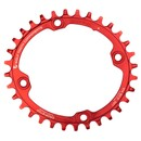 Wolf Tooth Components 104 BCD PowerTrac Elliptical Chainring