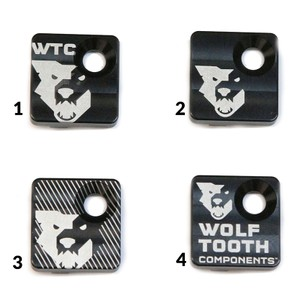 Wolf Tooth Components Direct Mount Front Derailleur Cap
