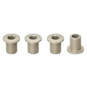 Wolf Tooth Components Chainring Bolts M8 (10mm Long) X4