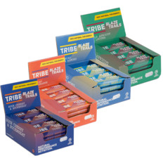 Tribe Energy Bar Box of 16 x 48g