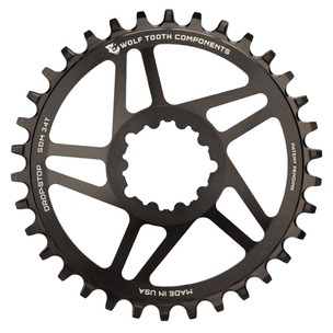 Wolf Tooth Components SRAM Direct Mount Chainring Boost 3mm Offset