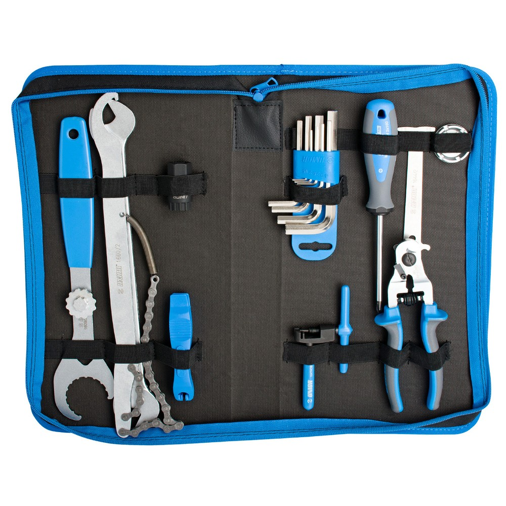 Unior Tools 20 Piece Bike Tool Kit
