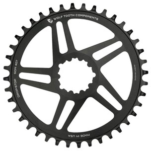 Wolf Tooth Components Direct Mount Chainring For SRAM BB30 Short Spindle
