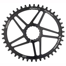 Wolf Tooth Components Direct Mount PowerTrac Elliptical Chainring for Easton Cinch