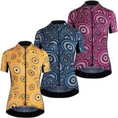 Assos UMA GT Camou Womens Short Sleeve Jersey