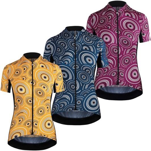 25537c979 Assos UMA GT Camou Womens Short Sleeve Jersey ...