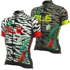 Ale PRR Flowers Short Sleeve Jersey