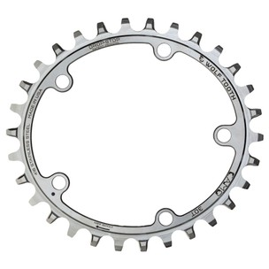 Wolf Tooth Components CAMO PowerTrac Elliptical Stainless Steel Chainring