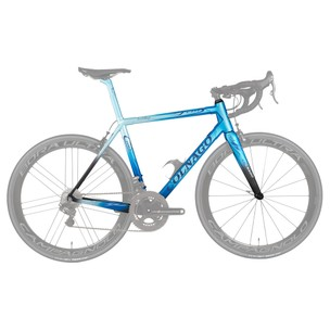 Colnago C64 Art Decor Road Semi-Integrated Disc Frameset (Sloping Geometry)