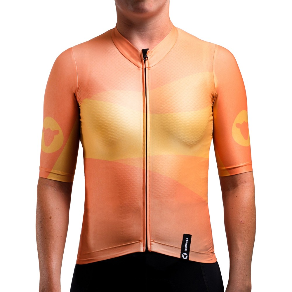Black Sheep Cycling Team Collection Wave Womens Short Sleeve Jersey