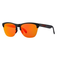 Oakley Frogskins Lite Sunglasses With Prizm Ruby Lens