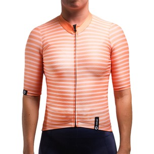 Black Sheep Cycling Team Collection Stripes Womens Short Sleeve Jersey