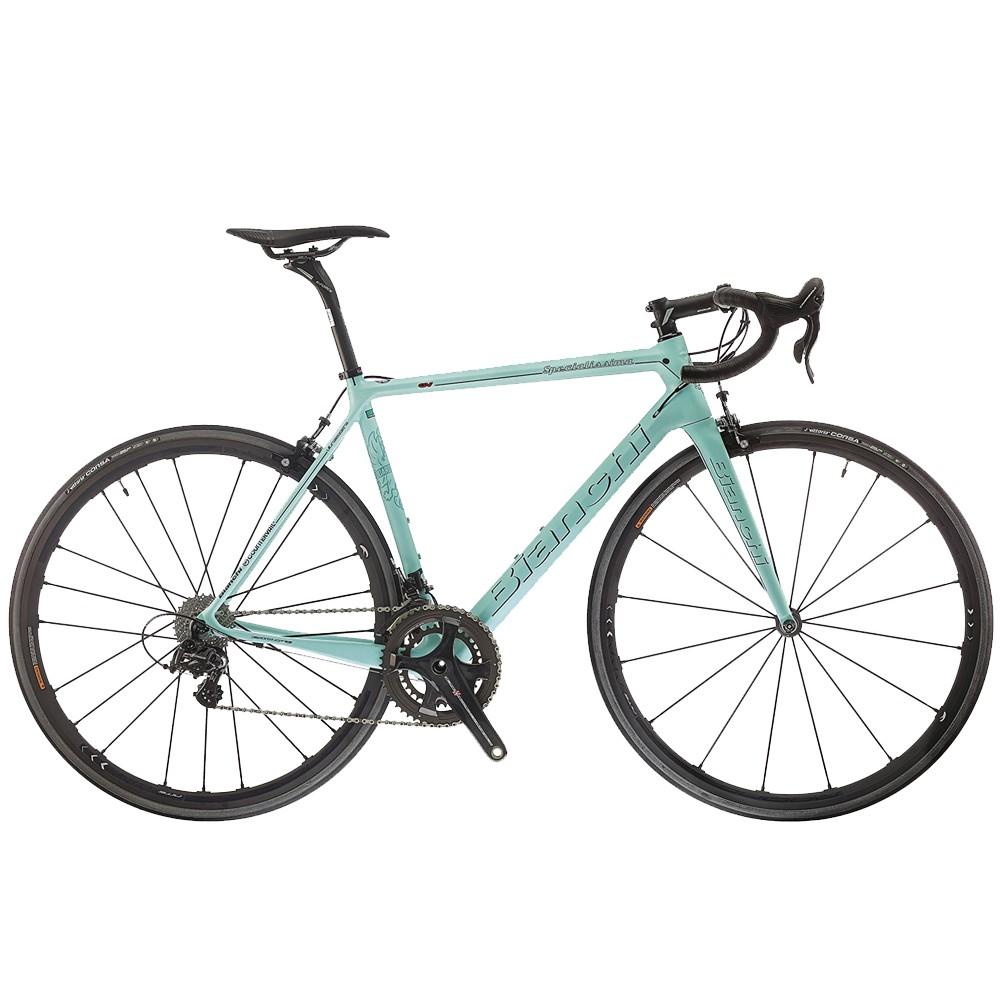 Bianchi Specialissima CV Super Record Road Bike 2018