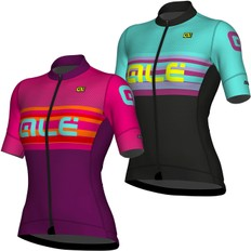 Ale R-EV1 Summer Womens Short Sleeve Jersey