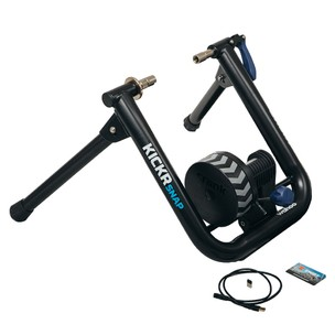 Wahoo KICKR SNAP Smart Turbo Trainer Zwift Bundle