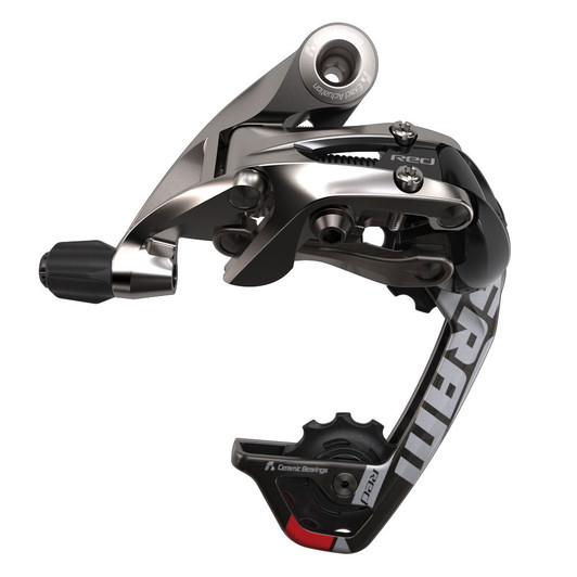 SRAM Red Aero Glide WiFli Rear Derailleur (medium Cage)