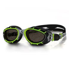 Zoggs Predator Flex Titanium Reactor Goggle