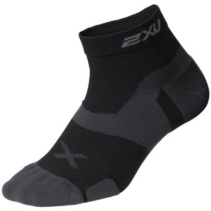 2XU VECTR Cushion 1/4 Crew Socks