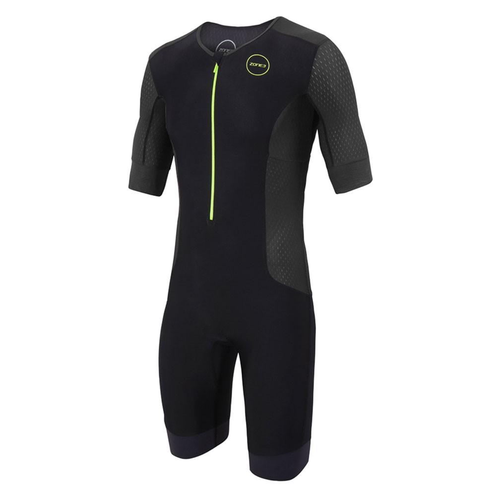 Zone3 Aquaflo Plus Short Sleeve Trisuit