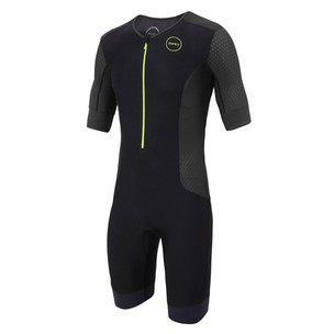 Zone3 Aquaflo Plus Short Sleeve Trisuit