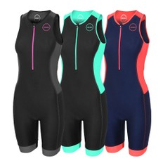 Zone3 Aquaflo Plus Womens Trisuit