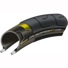 Continental Grand Prix GT Black Chili Folding Clincher Tyre