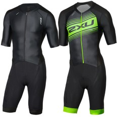 2XU Compression Short Sleeved Trisuit